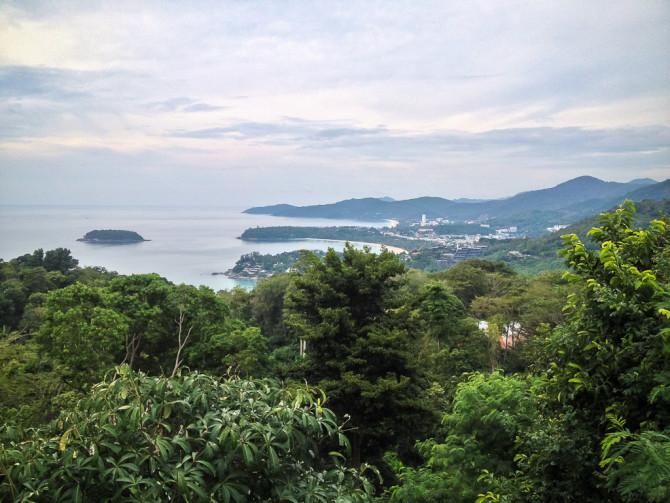 Karon Beach Viewpoint