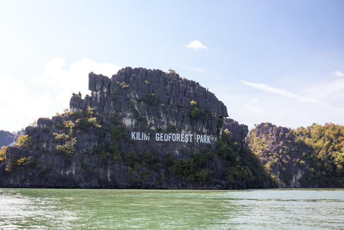 Kilim Geopark Langkawi Mangrove Forest