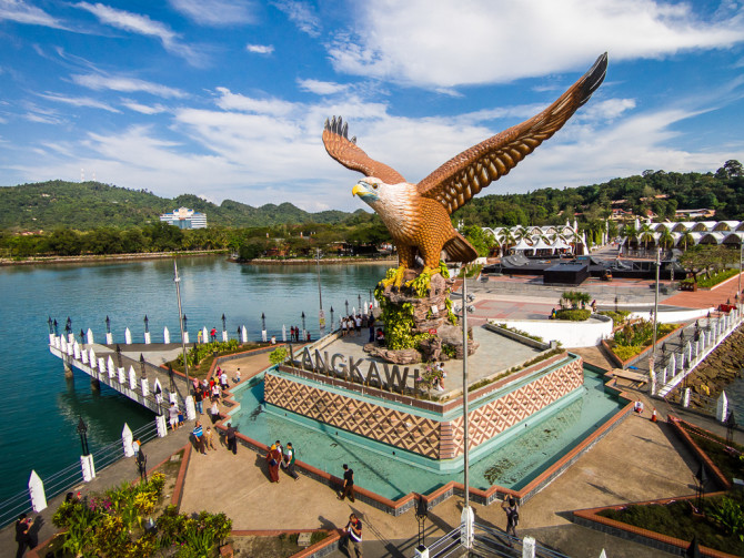 1 Week Sample Itinerary Langkawi Malaysia on Days Of The Week