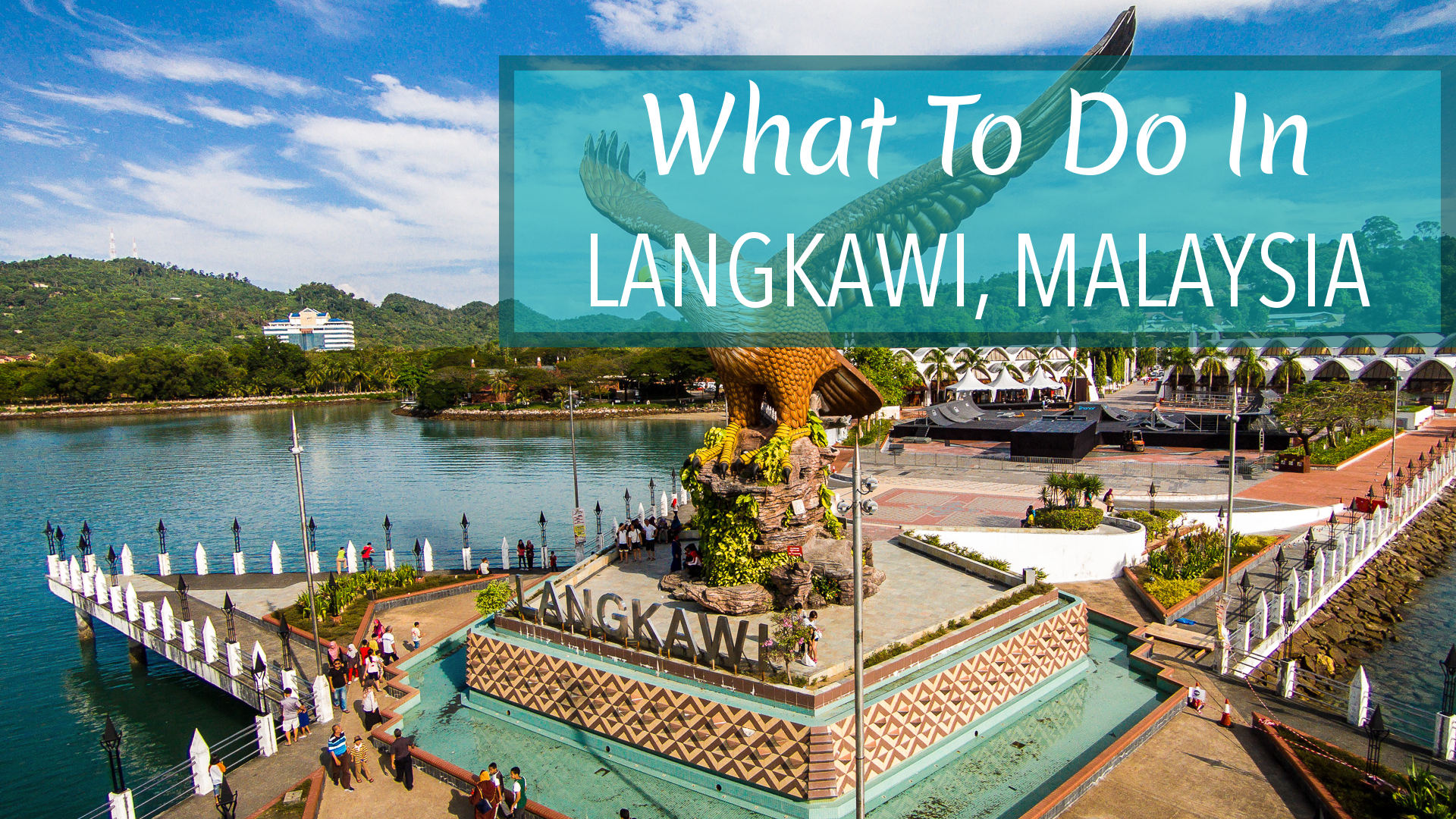 Explore The Beauty Of Caribbean: 1 Week Sample Itinerary In Langkawi, Malaysia