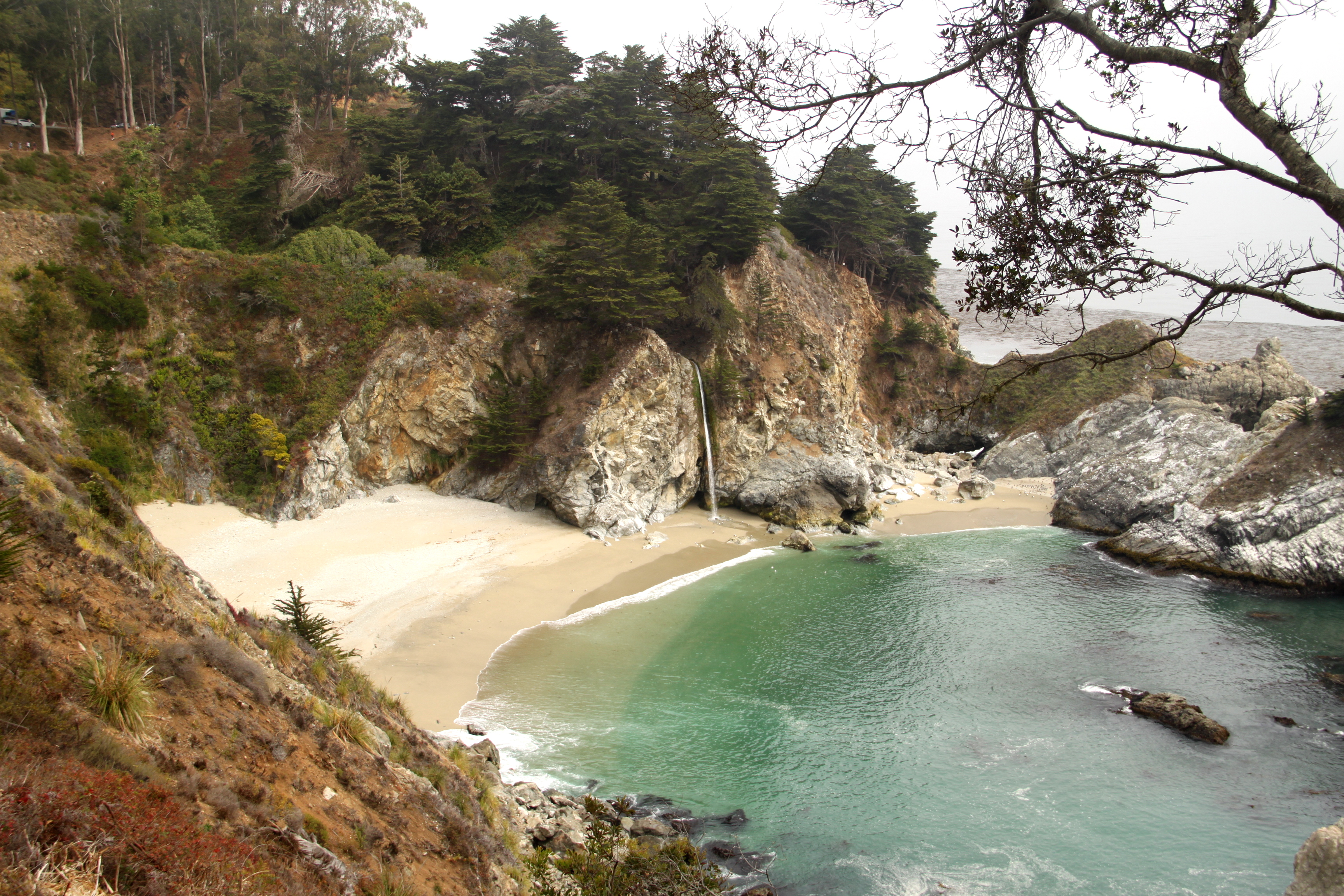 Romantic Destination Big Sur California