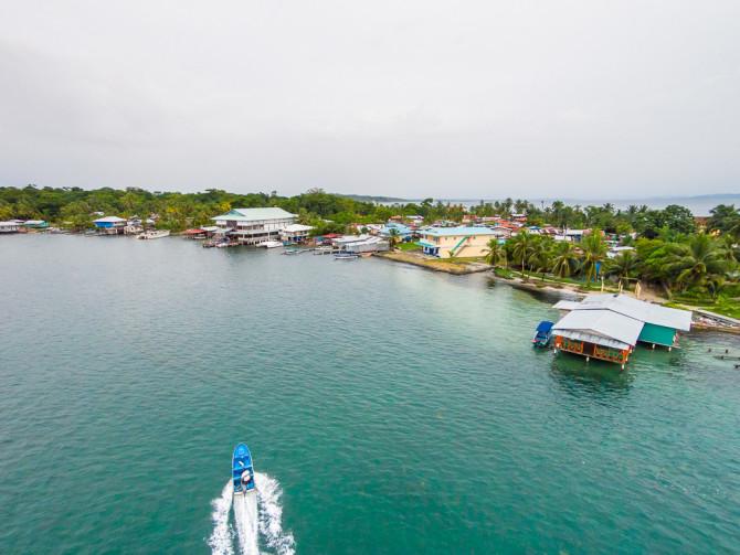 Boat Ride in Bocas