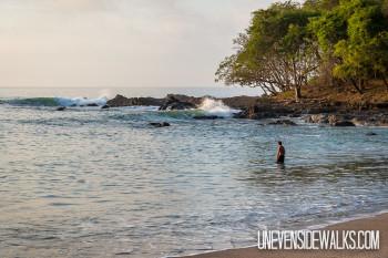 Ocean in Montezuma