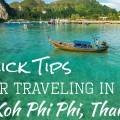 Quick Tips Phi Phi FI