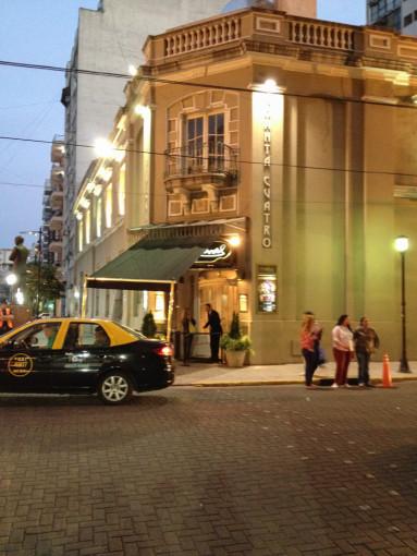 Tango Show Building