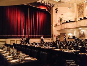Tango Show Venue in Buenos Aires Argentina