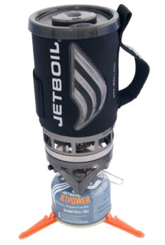 JetBoil Camping Stove for Hiking and Camping