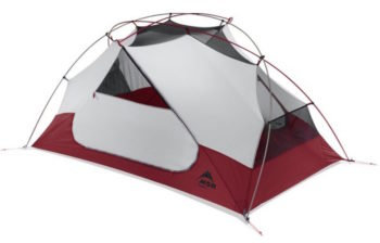 MSR Elixr lightweight Tent for spring and summer camping