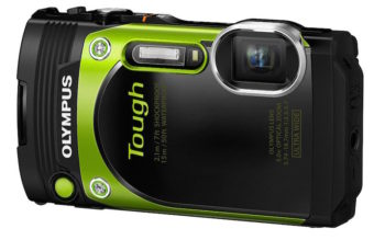 Olympus TG-870 Tough Waterproof Camera for Hiking in the Mountains